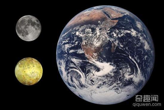 """别人家的月亮不仅有活火山 还会""""下雪结霜""""(2)"""