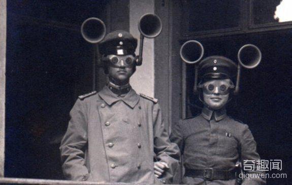 一战中那些匪夷所思的发明亮瞎眼,跟他们比起来我们还是太嫩了(1)