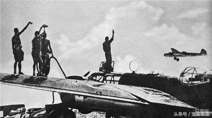 1941年12月7日,日本偷袭珍珠港的罕见照片(4)