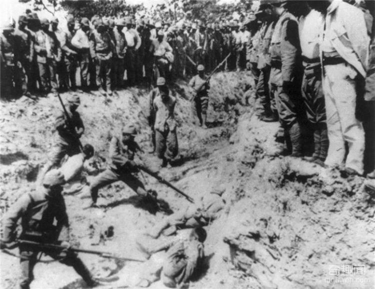 二战中的这组照片,日本人应该不希望我们见到(1)
