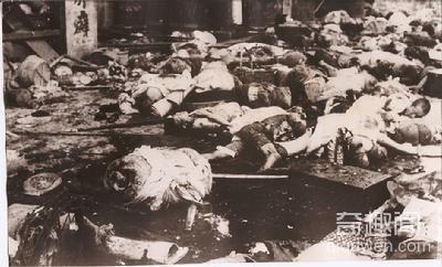 二战中的这组照片,日本人应该不希望我们见到(3)