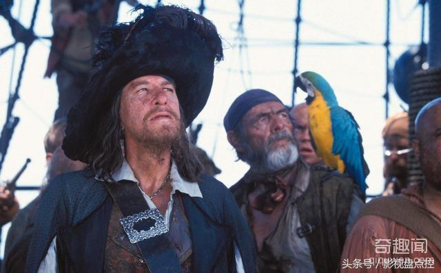 《加勒比海盗5》国内定档5月30日,经典老角色悉数回归