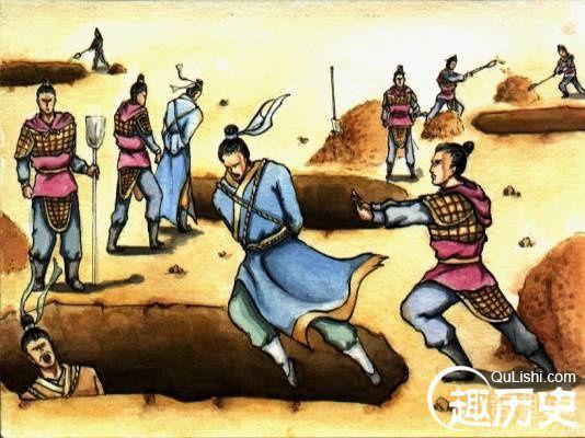 哪位皇帝的家族因自相残杀而灭族?秦始皇后代下落不明