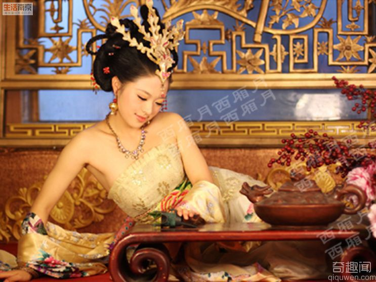杨贵妃出轨之谜:杨贵妃出轨一生竟出轨多次