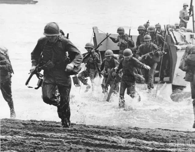 二战时期 美国人眼中的日本兵是这样的