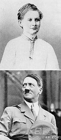 希特勒少年时暗恋犹太美女 希特勒的情史