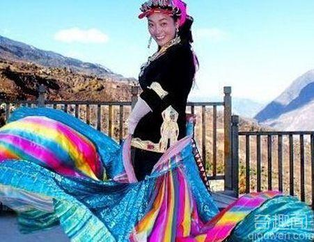 神秘的四川女王谷 竟然可以嫁多夫