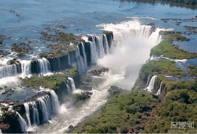盘点世界十大最壮观的瀑布 猜猜有没有中国的