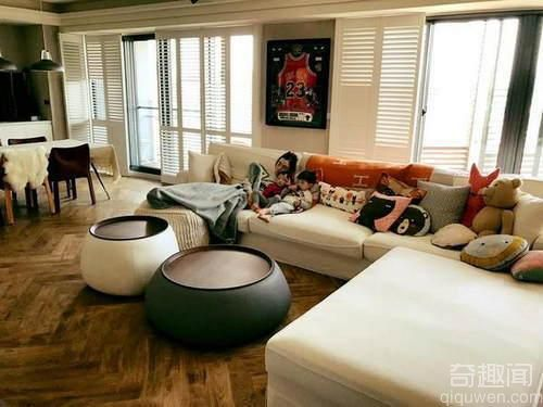 范玮琪豪宅内部胜似迷宫 设计师竟是美术师