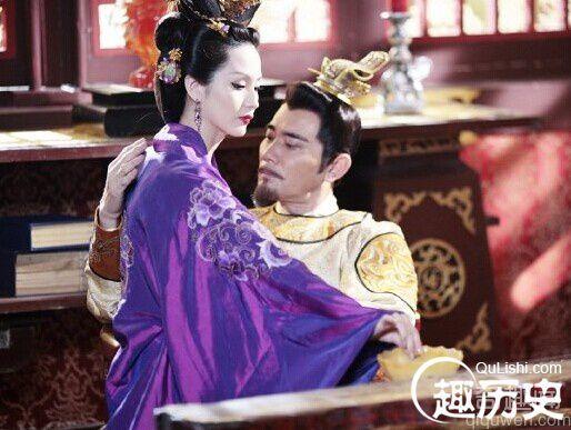 隋朝宣华夫人同侍父子两代帝王之谜:宣华夫人是谁