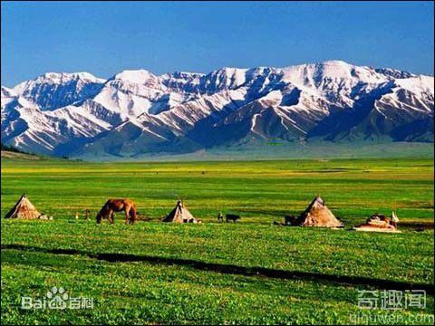中国面积最大的省 竟然是新疆