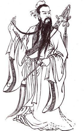 """神话故事之狗咬吕洞宾 只因""""苟杳""""与""""狗咬""""同音而传"""