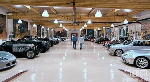 世界十大最贵的车库 看了你还敢买车吗