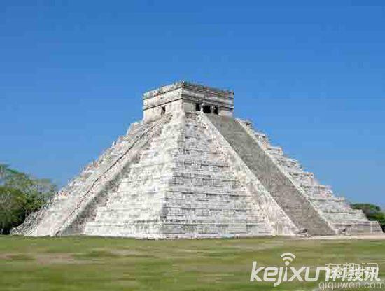 玛雅文明灭绝之谜最新证据:不适应环境导致毁灭