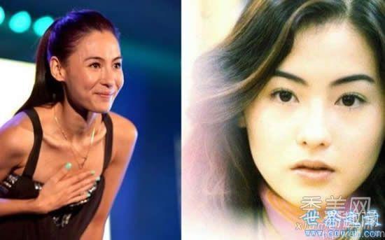 中国十大最瘦的女明星 瘦的简直不成人样