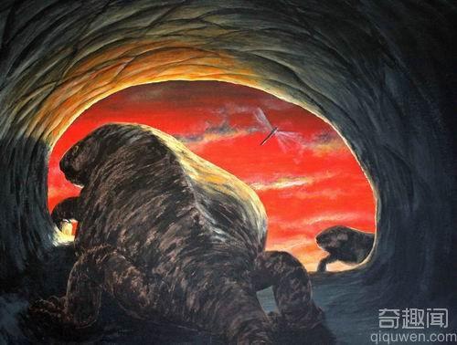摩洛哥发现2.4亿年前地穴兽  挖掘地穴的高手