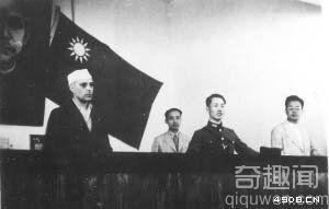 [多图]1939年,尼赫鲁冒着战火访华发表演讲