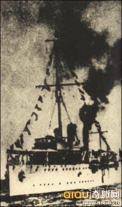 [图文]抗战中国海军布雷游击战让日军闻风丧胆