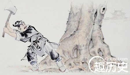 神话故事吴刚伐桂 吴刚跟月桂树的故事是怎么来的