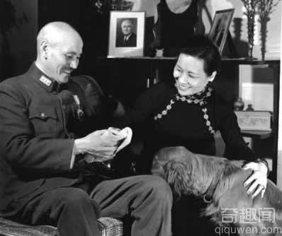 蒋介石是如何处置对妻子宋美龄动情的那些士兵