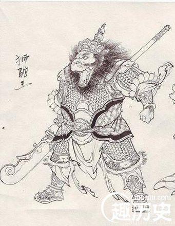 移山大圣——狮驼王 狮驼王简介