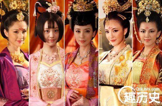 古代皇帝妻妾人数之谜 历代皇帝的后妃远不止三宫六院?