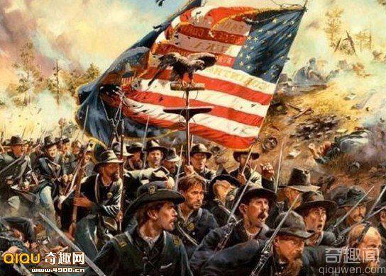 [图文]美国南北战争 是历史发展的结果