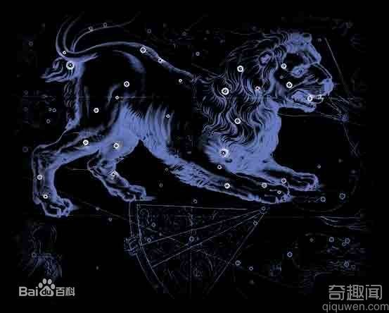 黄道十二宫之狮子座:狮子座的传说