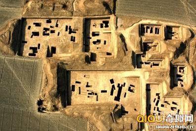 河北张夺考古发现104座战国至汉代古墓