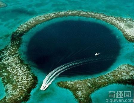世界十大最壮观坑洞 令人惊叹壮观的大自然杰作