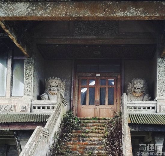 """探秘传说中被鬼魂纠缠的""""幽灵宫""""酒店"""