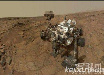 好奇号探测器重大发现 火星上真的存在高智慧的生物