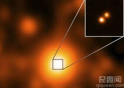 探测器发现距地第三近恒星体 距离太阳系仅6.5光年