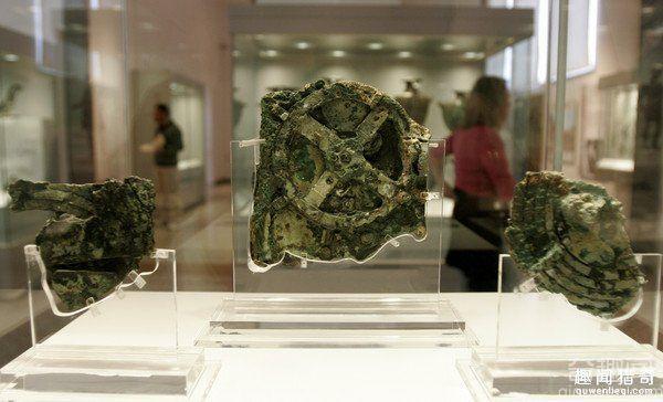 古希腊惊现全球最老电脑 2000年前的人骨