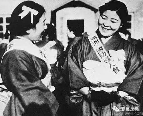 二战时期的日本女人真实生活是怎样的