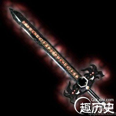 十大神剑之湛卢剑的来历的三种传说