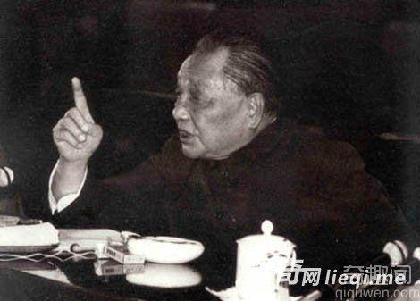 邓小平预言中国或面临一劫