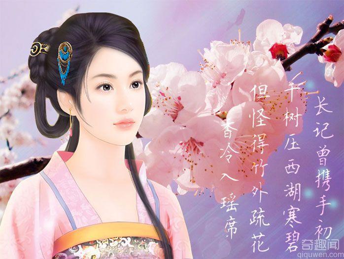 神女峰的由来 西王母女儿瑶姬的故事