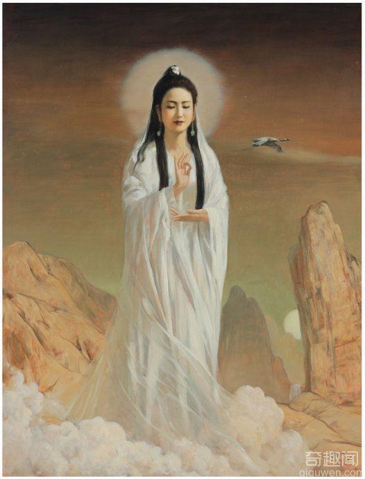 观世音菩萨在梵语中的义释