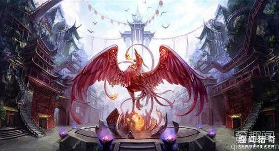 古代神话传说9大神鸟 没想到它的地位这么高