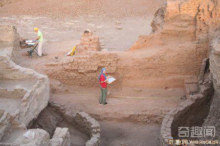 [图文]埃及发掘出古代银行谷物仓  相当于古代的银行为流通货币