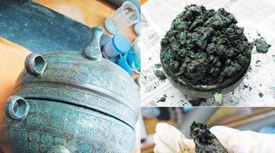 考古界发现:最早期的食物文物有哪些
