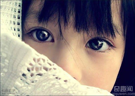世界上最美的眼睛排行榜 对让人过目不忘