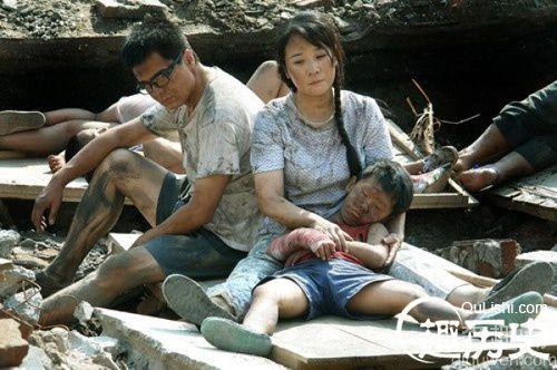 电视剧版《唐山大地震》热播 被批灾难戏太假