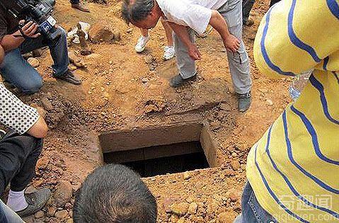 安徽潜山发现南宋古墓