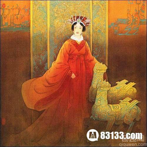 刘邦的老婆吕雉 遭人调戏后竟然干这事