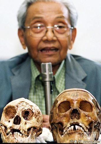 [图文]澳科学家发现印尼小矮人并非新人种 而是克汀病