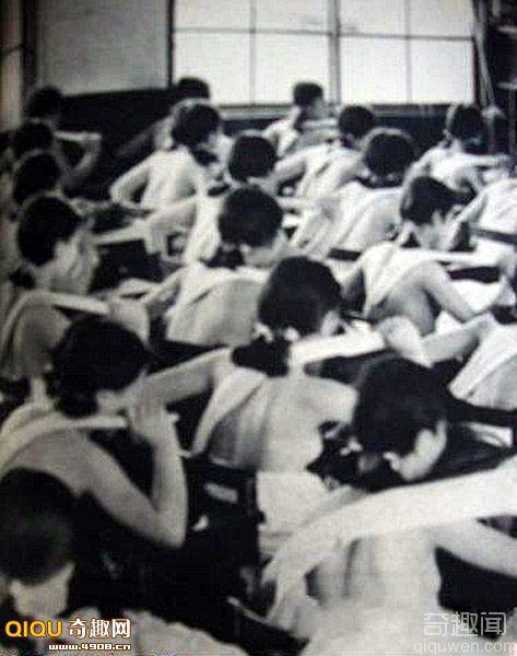 二战时期日本为提倡大量生育 男女学生全部裸体上课磨炼精神