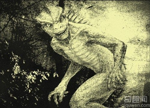 从未见过的10大恐怖生物 看完你还敢睡觉吗?