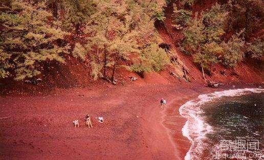 世界最奇特的十大海滩 这就是大自然的鬼斧神工